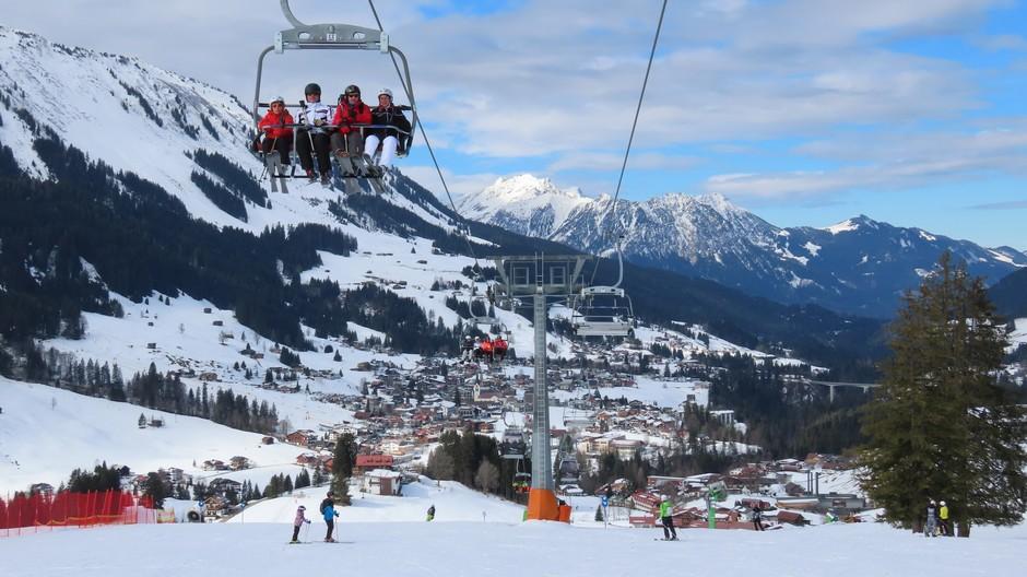 Alpen: zacht