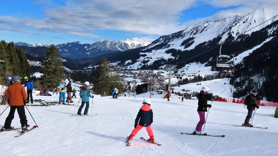 Alpen: zacht weekend