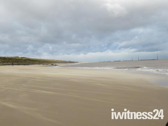 Sea Palling and Eccles beach.
