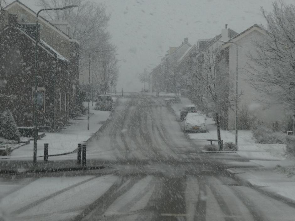 even winter