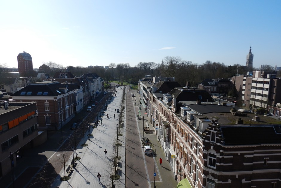 Helder panorama
