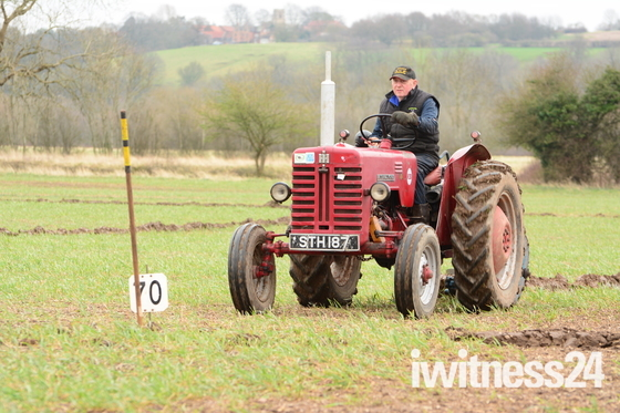 Norman Clarke Memorial Ploughing Match