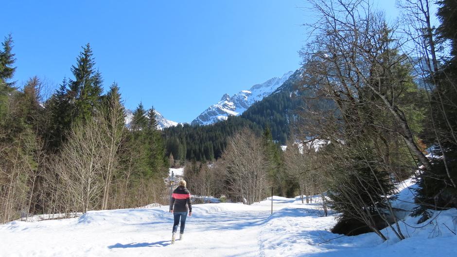 Alpen: zeer zonnig