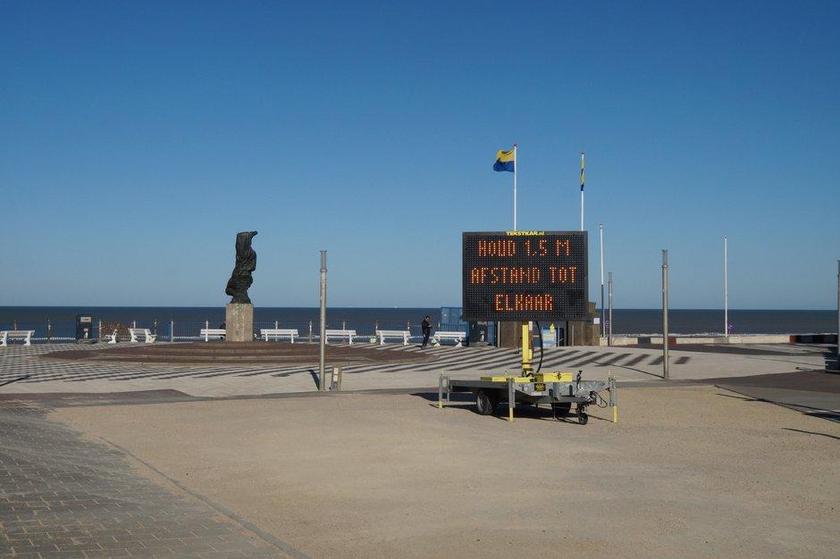 Voorzorgsmaatregelen aan het strand