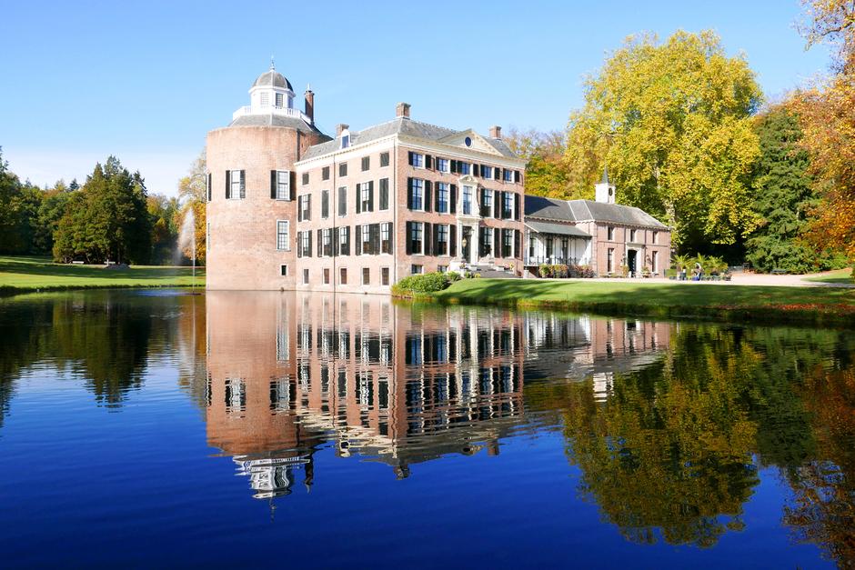 Kasteel Rozendaal in Gelderland