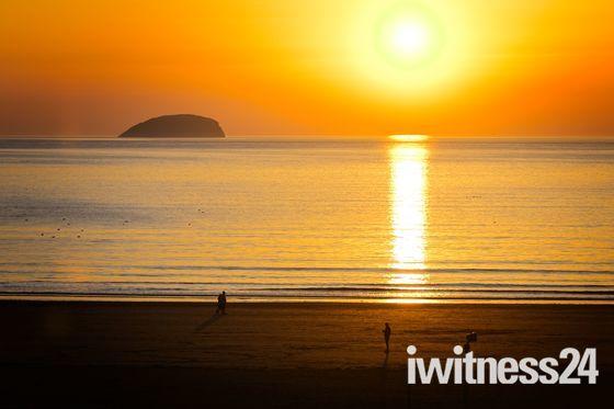 Beautiful Sunset…