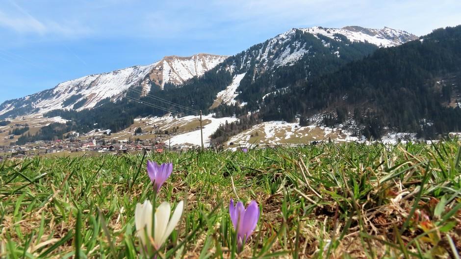 Alpen: zomertijd begint winters