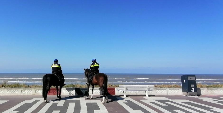 Handhaving op boulevard