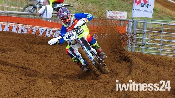 Blaxhall Moto X