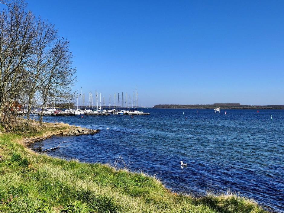 Stilte op het Veersemeer