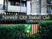 Norwich City Football Club Sign & Badge