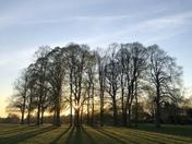 Eaton Park Sunset