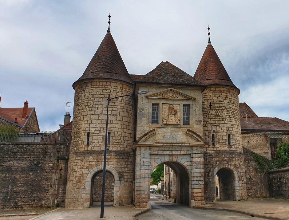 Porte Rivotte Besançon