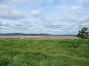 Looking across the Exe Estuary from Imperial Recreational Ground