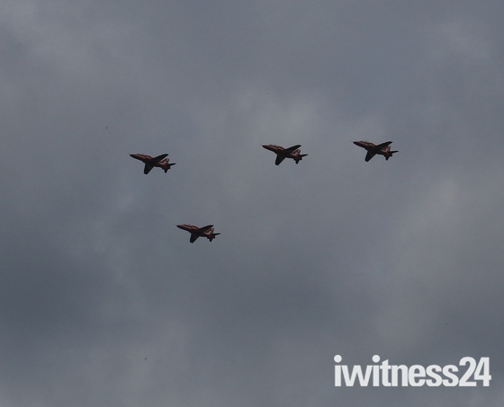 Fly Past