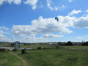 Kites now back on Imperial Recreational Ground.