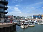 A walk around Exmouth Marina