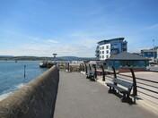 Mamhead View and Exmouth Marina