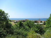 Exmouth sea-view from Trefusus Terrace
