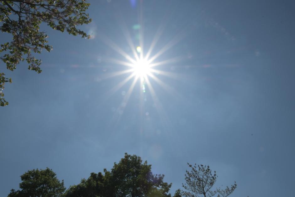 Volop zon