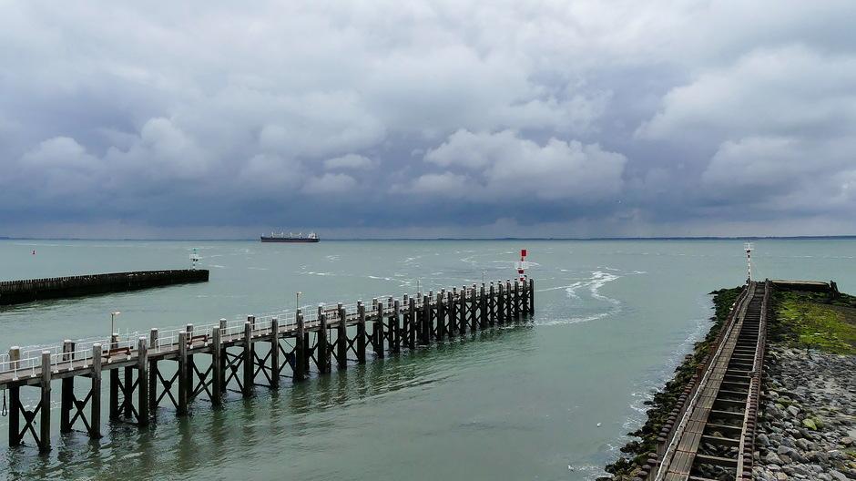 Wolken en koeler weer