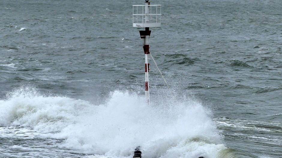 Wind en golven