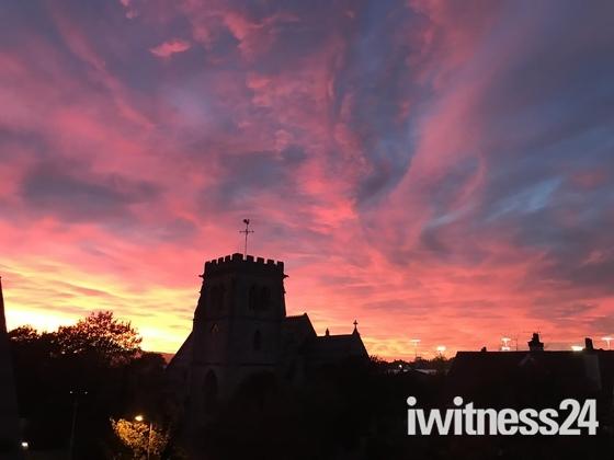 Withycombe Sunset