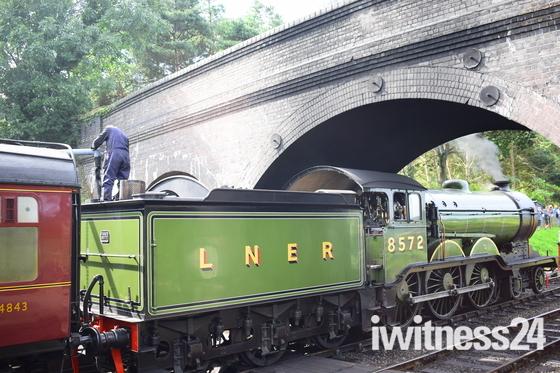 8572 Locomotive