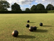 Bredfield Bowls green