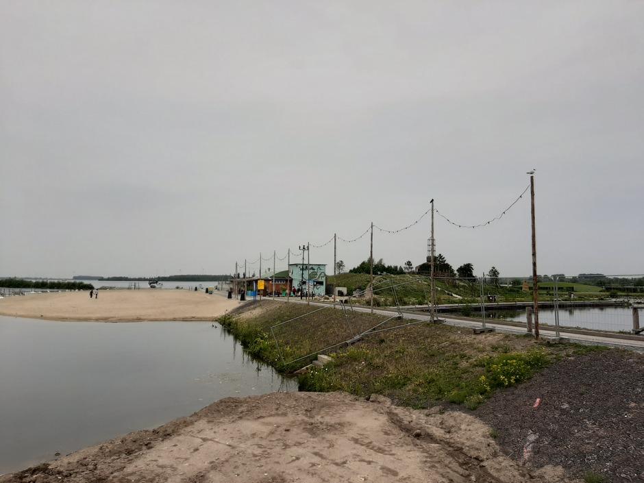 Strandje bij Harderwijk