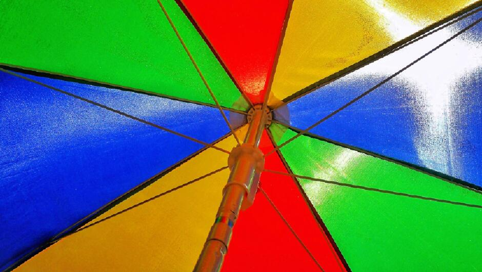 Parasolweer op komst