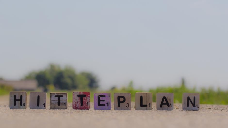 Hitteplan actief in delen van Nederland