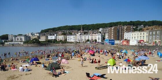 Hottest Beach Day