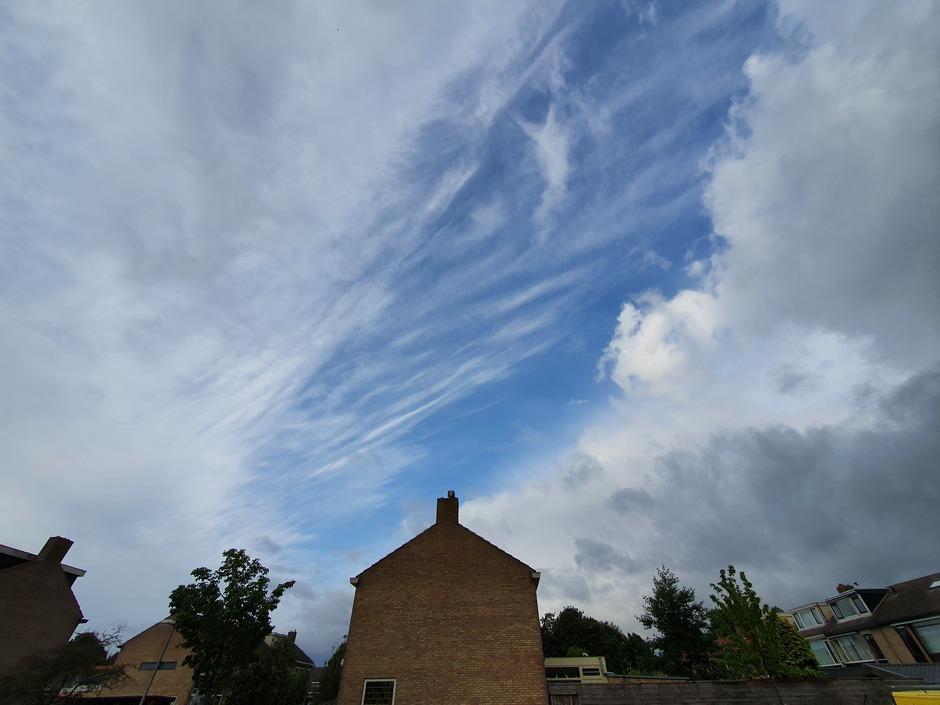 Verschillende wolken