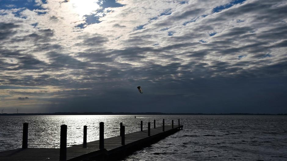 Kitesurfen Veluwemeer