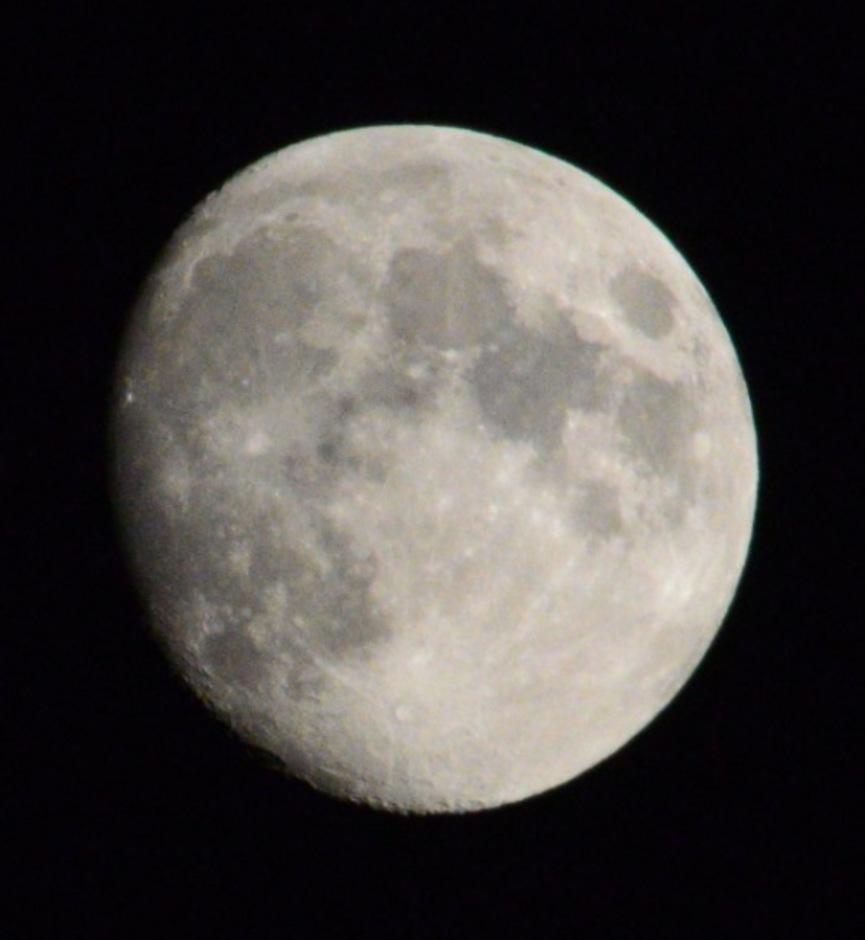 Wassend maan nu op 97%
