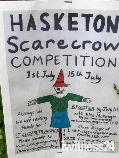 Hasketon Scarecrow Competition