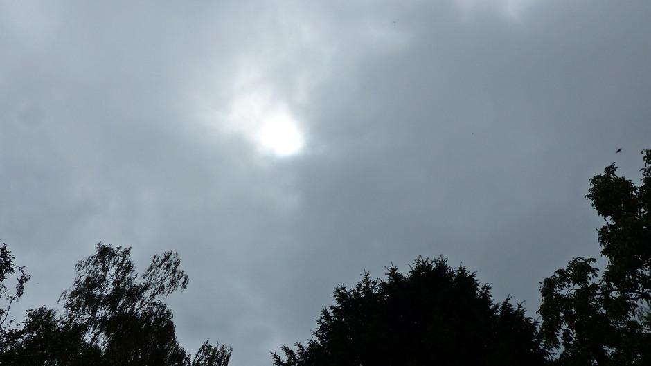 Gaatje in de wolken