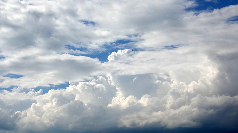 onstabiele wolkenluchten