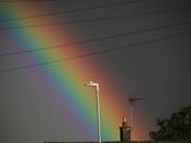 Rainbow over Lowestoft