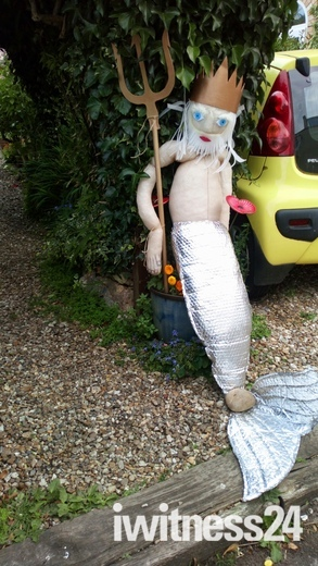 Sidmouth Scarecrow competition