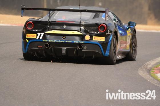 Ferrari Challenge Brands Hatch
