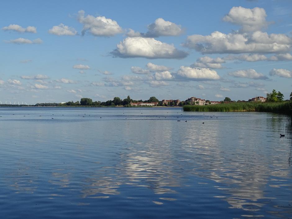 Het Gooimeer in Huizen Noord Holland!