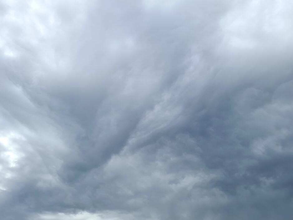 Undulatus wolken