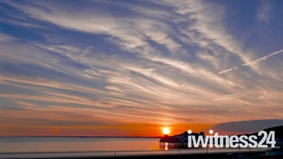 Weston's Summer Sunsets…
