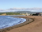 Early morning in Exmouth