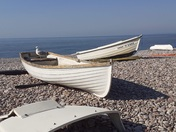 Early morning in Budleigh Salterton
