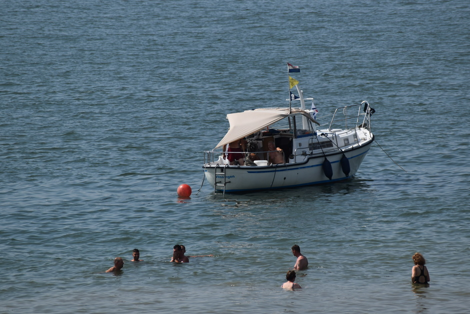 Heerlijk op en in zee