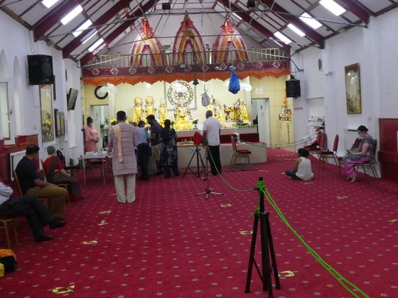 Celebrations of Janamashtmi