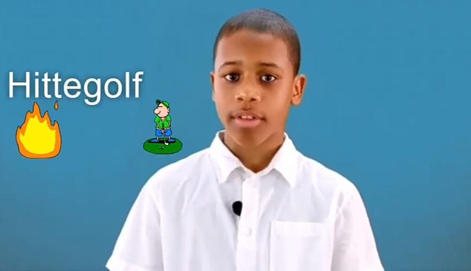 Uitlegfilmpje hittegolf door Kalil Nieuw, 11 jaar